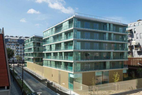 Atelier Kempe Thill Rotterdam - Montmartre Housing Paris