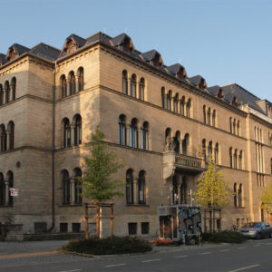 Notenbank Weimar - Immobilienwirtschaft sozial gedacht - Utopie und Scheitern