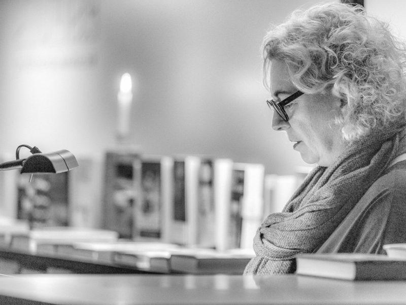 Literatur mit Uta Reichel in der Woche unabhängiger Buchhandlungen