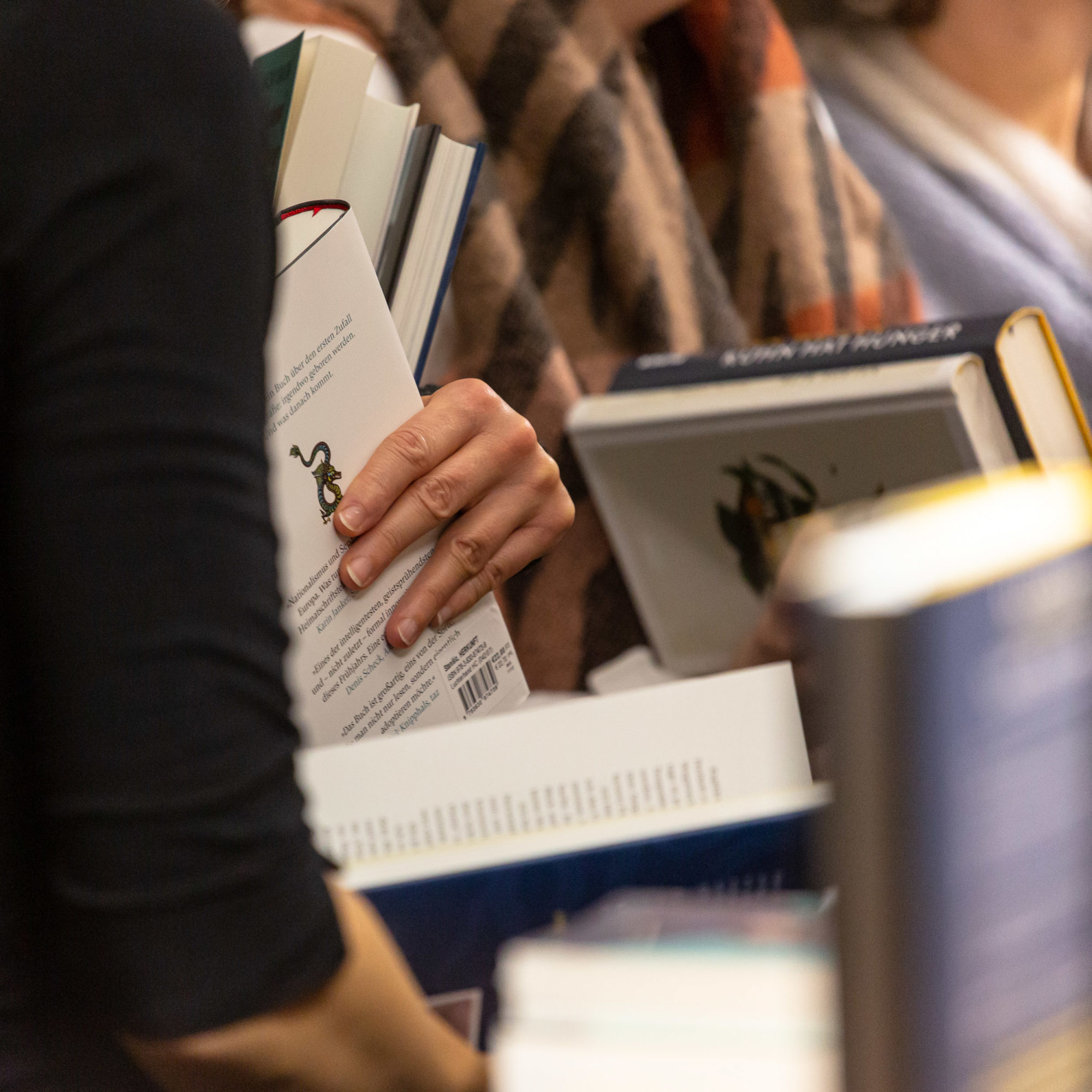 Feierabendliteratur zur Woche der unabhaengigen Buchhandlungen