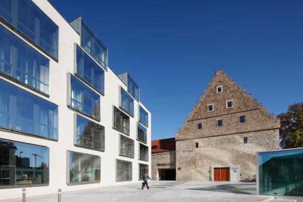 José Mario Gutierrez Marquez, BFM Architekten - Stadtbibliothek Schweinfurt