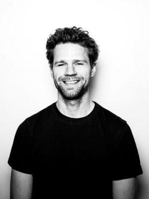 Benjamin Fredrich, Chefredakteur KATAPULT Magazin Greifswald